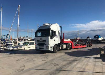 camion valencia